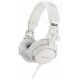 Sluchátka Sony MDRV55W.AE - bílá