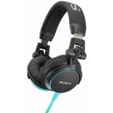 Sluchátka Sony MDRV55L.AE - modrá