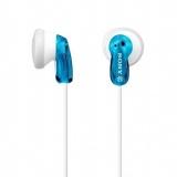 Sluchátka Sony MDR-E9LP modrá