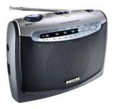 Radiopoijímae Philips AE2160, stoíbrný