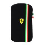 Pouzdro na mobil Ferrari Scuderia V3 - černé