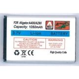 Baterie Aligator A290/321/330/350/360/370, Li-Ion 1050 mAh
