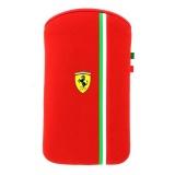 Pouzdro na mobil Ferrari Scuderia V3 - červené