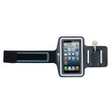 Pouzdro na mobil sportovní Connect IT M4 pro iPhone 5/5s/SE - černé