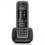 Domácí telefon Siemens Gigaset C530 - černý
