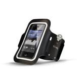 Pouzdro na mobil sportovní Celly Armband XXL - černé
