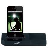 Dokovací reproduktor Genius SP-i500 pro iPhone/iPod - černý