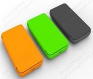Pouzdro na mobil flipové Nokia CC-3087 Nokia Lumia 530 - černé
