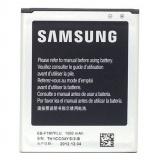 Baterie Samsung pro Galaxy S3 mini, Li-Ion 1500mAh (EB-F1M7FLU)