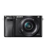 CSC fotoaparát Sony Alpha 6000 + 16-50 OSS SEL, černý