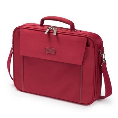 Brašna na notebook DICOTA Multi BASE 15 - 17.3 - červená