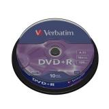 Disk Verbatim DVD+R 4,7GB, 16x, 10-cake
