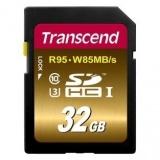 Paměťová karta Transcend SDXC Ultimate 32GB UHS-I U3 (95MB/s)