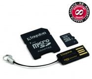 Paměťová karta Kingston Mobility Kit 16GB UHS-I U1 (30R/10W)
