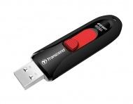 Flash USB Transcend JetFlash 590 16GB USB 2.0 - černý/červený