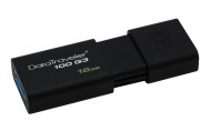 Flash USB Kingston DataTraveler 100 G3 16GB USB 3.0 - černý