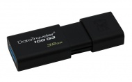 Flash USB Kingston DataTraveler 100 G3 32GB USB 3.0 - černý