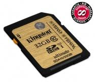 Paměťová karta Kingston SDHC 32GB UHS-I U1 (90R/45W)