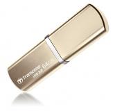 Flash USB Transcend JetFlash 820G 64GB USB 3.0 - zlatý