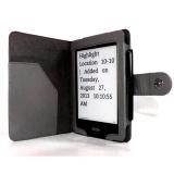 Pouzdro pro čtečku knih C-TECH AKC-06 pro Amazon Kindle PaperWhite, Wake / Sleep - černé