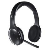 Headset Logitech Wireless H800 - černý