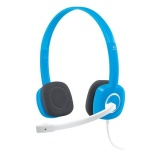 Headset Logitech Stereo H150 - blueberry