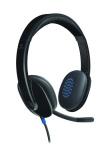 Headset Logitech H540 USB - černý