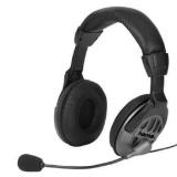 Headset Hama CS-408 - černý/šedý