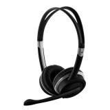 Headset Trust Mauro USB  - černý