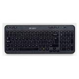 Klávesnice Logitech Wireless Keyboard K360 CZ/SK - černá