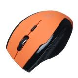 Myš Connect IT Wireless CI-157 / optická / 5 tlačítek / 1600dpi - oranžová