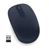 Myš Microsoft Wireless Mobile Mouse 1850 Wool Blue / optická / 2 tlačítka / 1000dpi - modrá