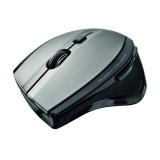 Myš Trust MaxTrack Wireless / optická / 6 tlačítek / 1000dpi - černá/stříbrná