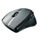 Myš Trust MaxTrack Wireless Mini / optická / 6 tlačítek / 1000dpi - černá/stříbrná