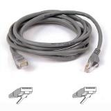 Kabel Belkin síťový (RJ45), 15m - šedý
