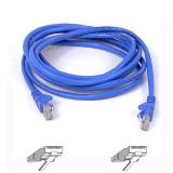 Kabel Belkin síťový (RJ45), 3m - modrý