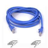Kabel Belkin síťový (RJ45), 15m - modrý