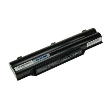 Baterie Avacom pro Fujitsu Siemens LifeBook AH530/AH531 Li-Ion 10,8V 5200mAh