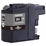 Inkoustová náplň Brother LC-127XLBK, 1200 stran originální - černá