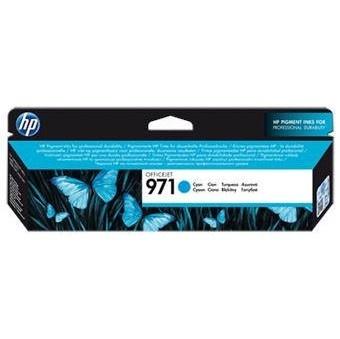 Inkoustová náplň HP 971 azurová, CN622AE