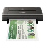 Tiskárna inkoustová Canon PIXMA iP110 A4, 9str./min, 5str./min, 9600 x 2400, WF, USB