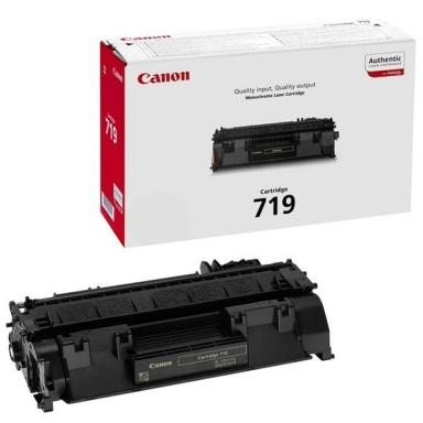 Toner Canon CRG-719, 2,1K stran originální - černý