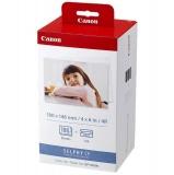 Fotopapír Canon KP108IN pro termosublimační tiskárny,10x15, 108 listů