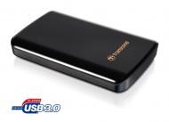 """HDD ext. 2,5"""" Transcend StoreJet 25D3 1TB - černý"""