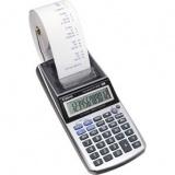 Kalkulačka Canon P 1-DTSC CP + AD-11 CP EURO - šedá