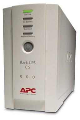 Záložní zdroj APC Back-UPS CS 500I