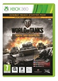 Hra Microsoft Xbox 360 World of Tanks Combat ready starter pack