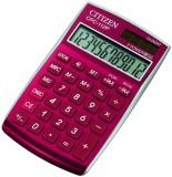 Kalkulačka Citizen CPC-112RD - červená
