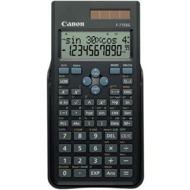 Kalkulačka Canon F-715SG - černá