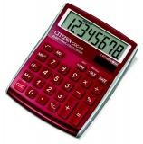 Kalkulačka Citizen CDC-80RD - červená